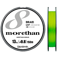 DAIWA MORETHAN 8 BRAID
