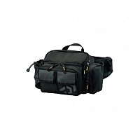 DAIWA HIP BAG LT(C) BLACK