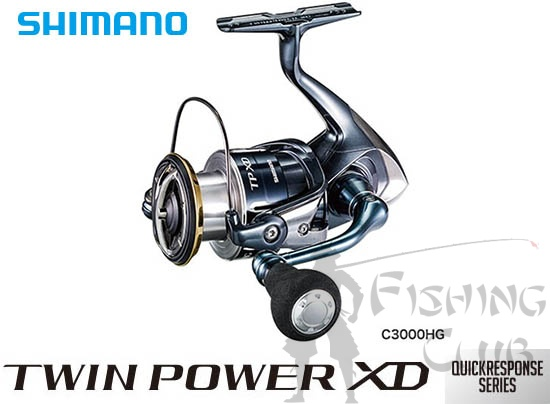 картинка SHIMANO TWIN POWER XD